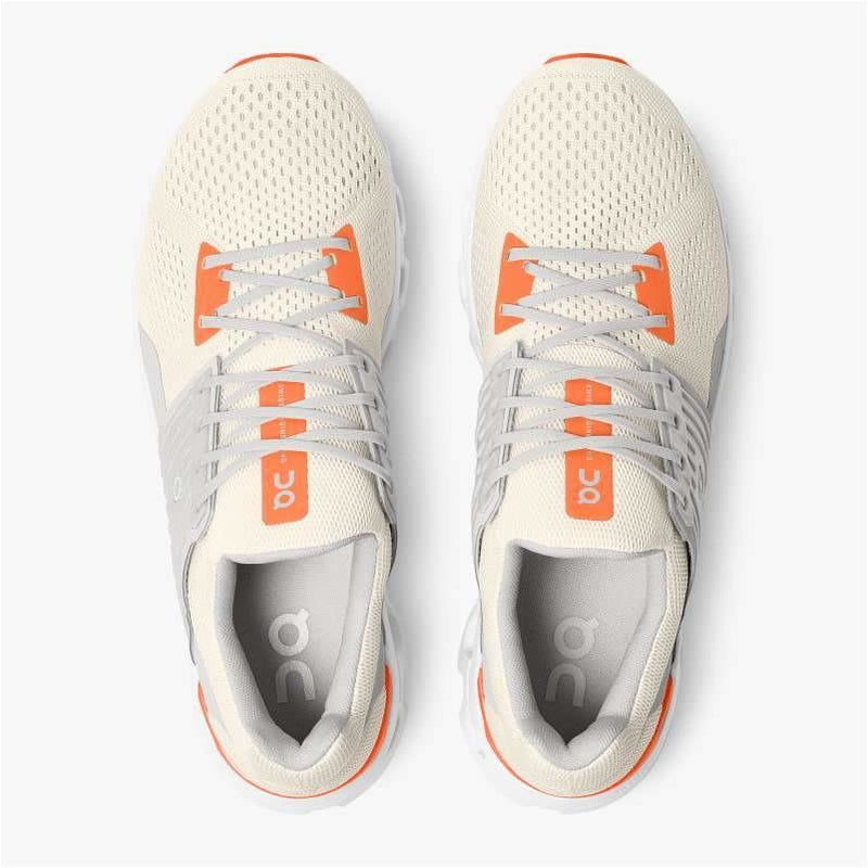 Mens Cloudswift 2.0 - White\Flame