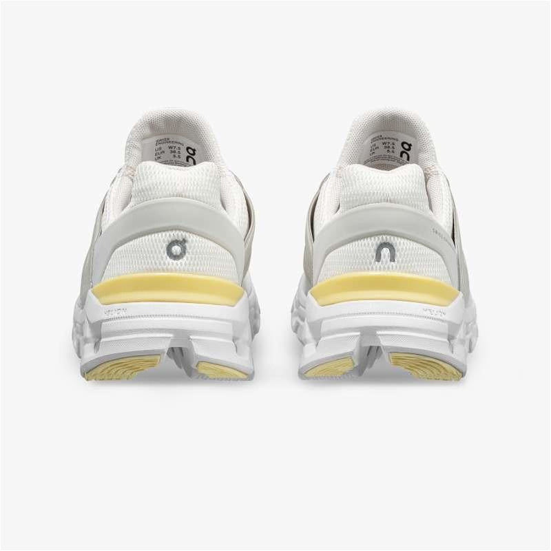 Womens Cloudswift 2.0 - White/Limelight