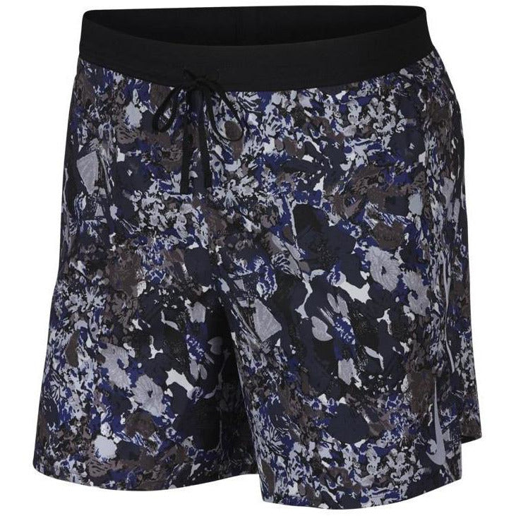 Mens flexstride Short 7'' - Obsidian