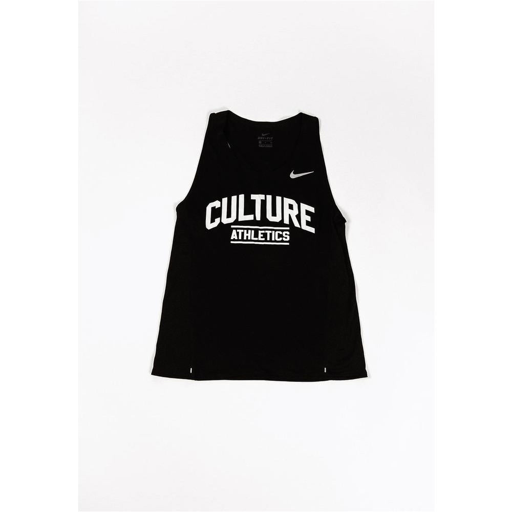 Womens Culture Athletics x Nike City Sleek Running Tank
