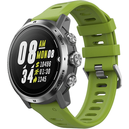 APEX Pro Premium Multisport GPS Watch - Silver