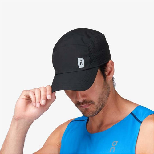 Unisex Lightweight Cap - Black