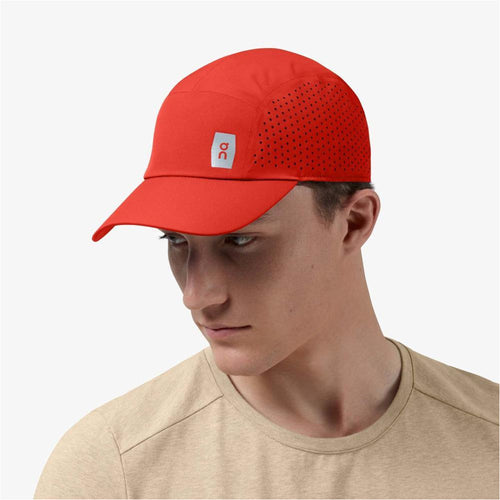 Unisex Lightweight Cap - Orange