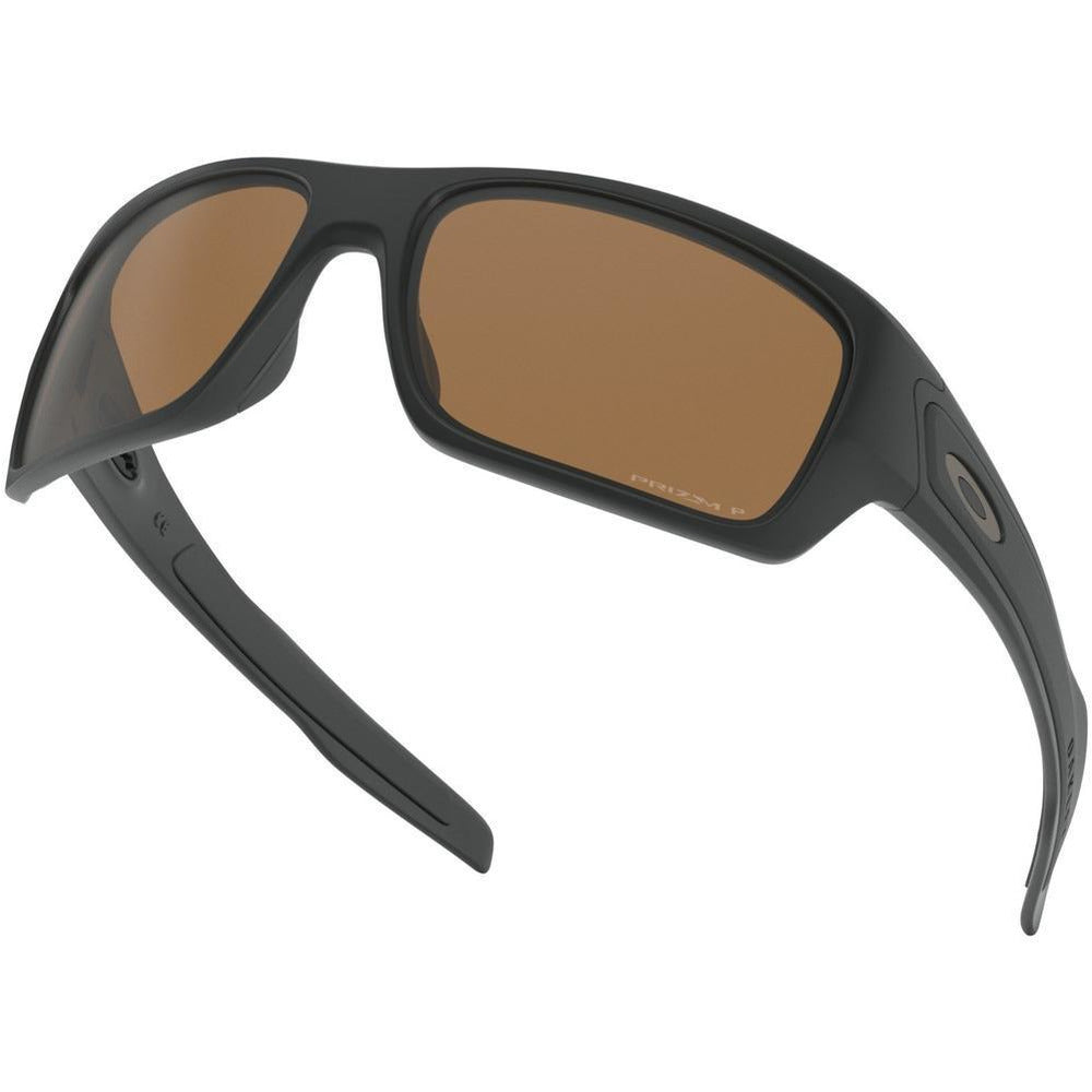 Turbine Matte Black w/ PRIZM Tungsten Polarized