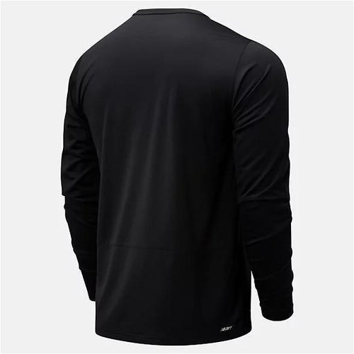 Mens Fast Flight Long Sleeve - Black