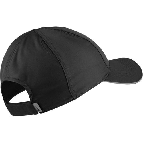 Unisex Featherlight Running Hat - Black