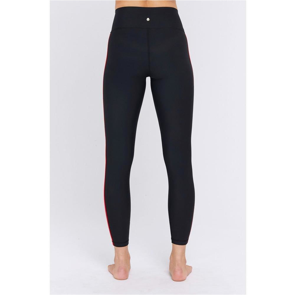 Rainbow High Waist 7/8 Active Legging