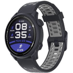 Unisex PACE 2 Premium GPS Sport Watch -Dark Navy with Silicone Band