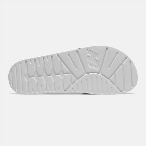 Mens 200 Slides - White/Black