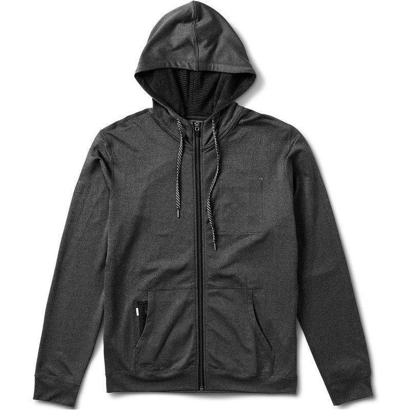 Movement Hoodie - Black Heather