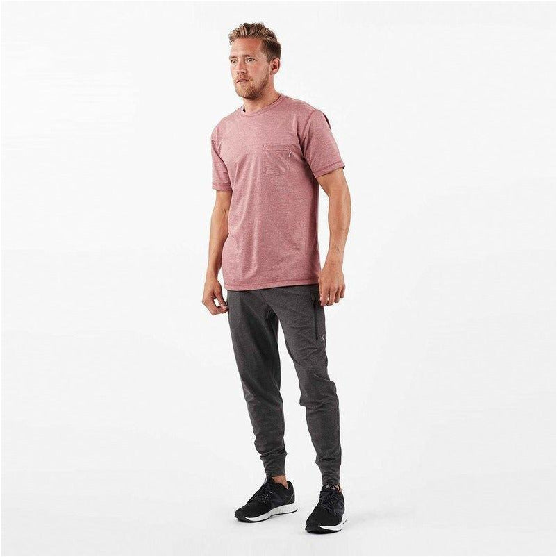 Mens Sunday Performance Jogger - Charcoal Heather