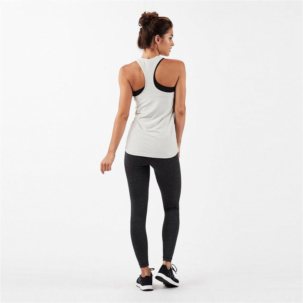 Womens Lux Performance Tank - Dove