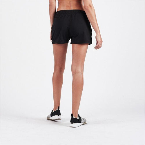Womens Halo Performance Short - Black