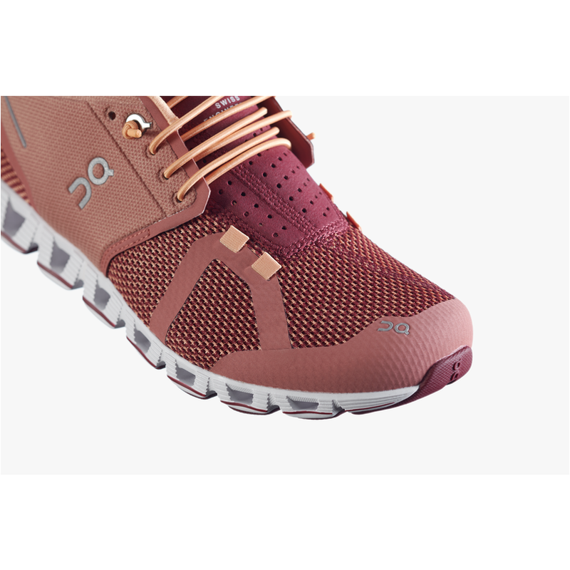 Womens Cloud - Dustrose/Mulberry