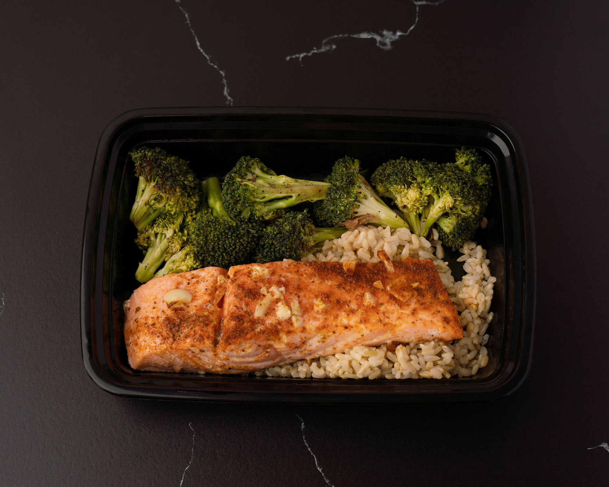 Cajun Crusted Salmon