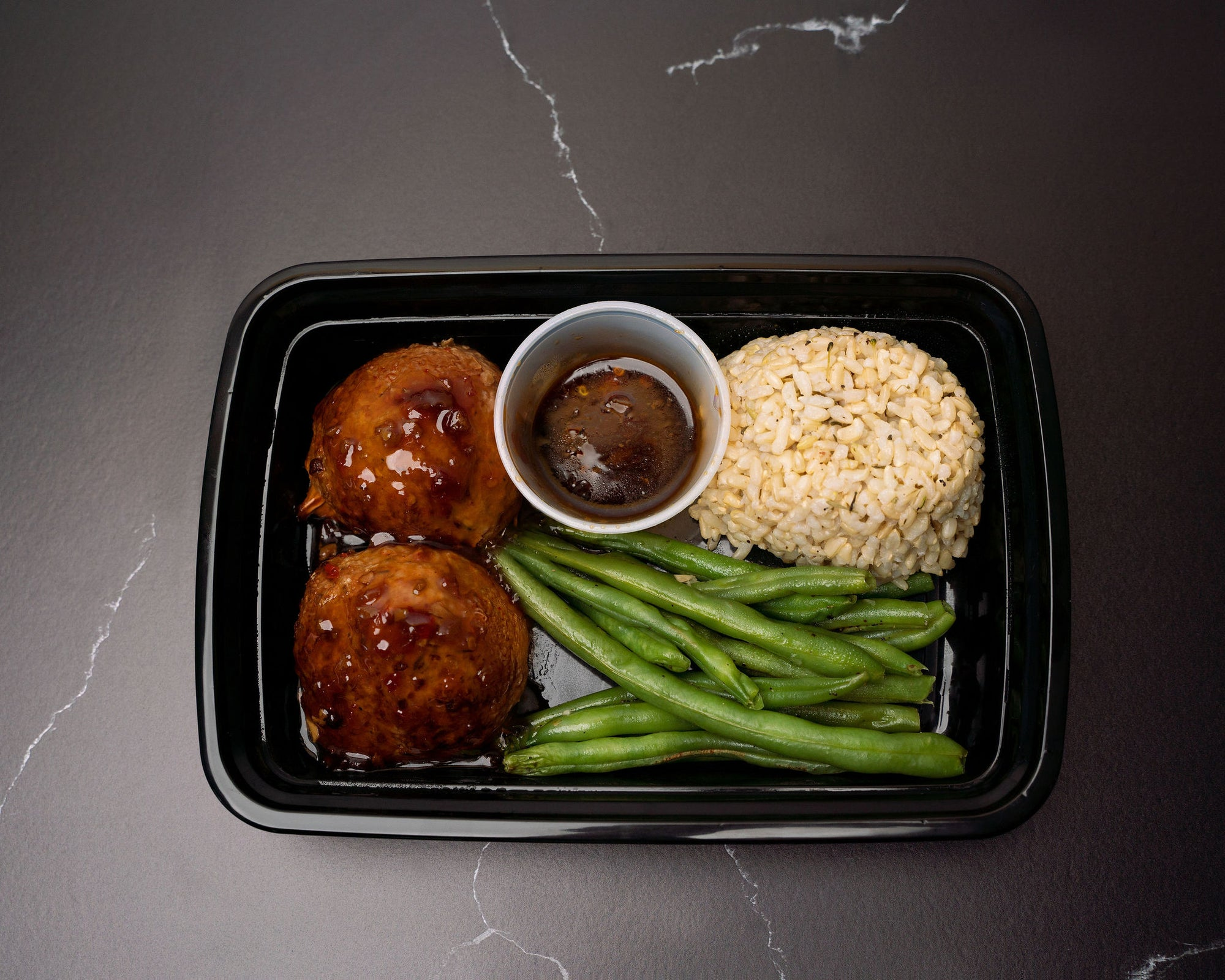 Honey Soy Turkey Meatballs
