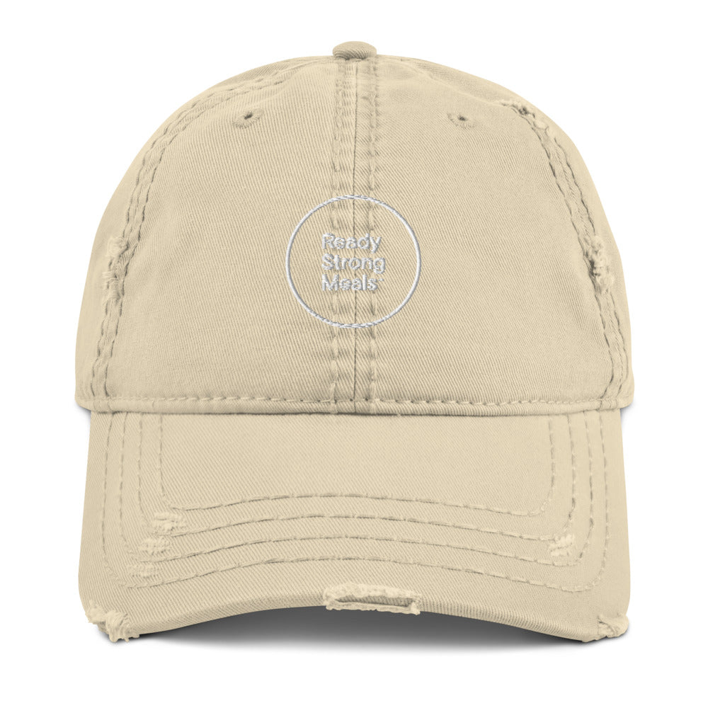 RSM Distressed Dad Hat