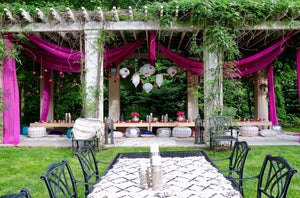 Boho Chic Birthday Party in Greenwich, CT
