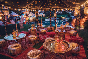 Moroccan-Themed Wedding in Southampton