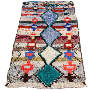 Bocherouite Rug - Diamond Pattern
