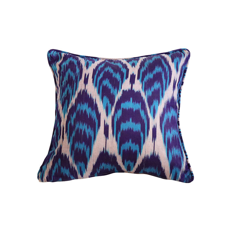 Bazaar Ikat Pillow