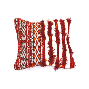 Berber Kilim Throw Pillows