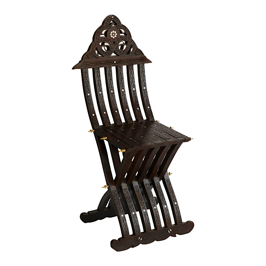 Folding Syrian Chair