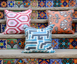Casablanca Ikat Pillow