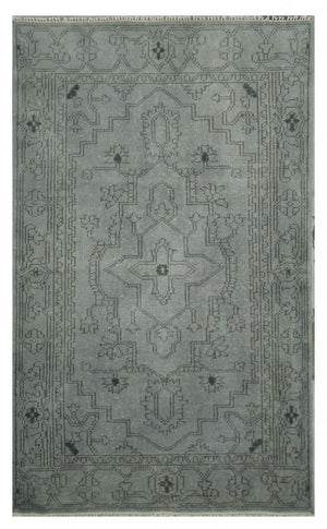 Grey Over-dyed Rug