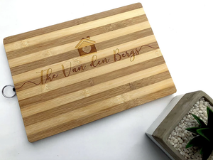 House Warming Engraved Cutting Boards