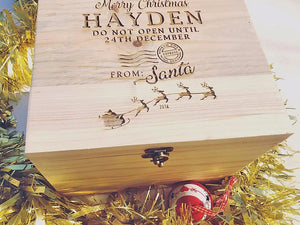 """Santa's Mail"" Keepsake Box"