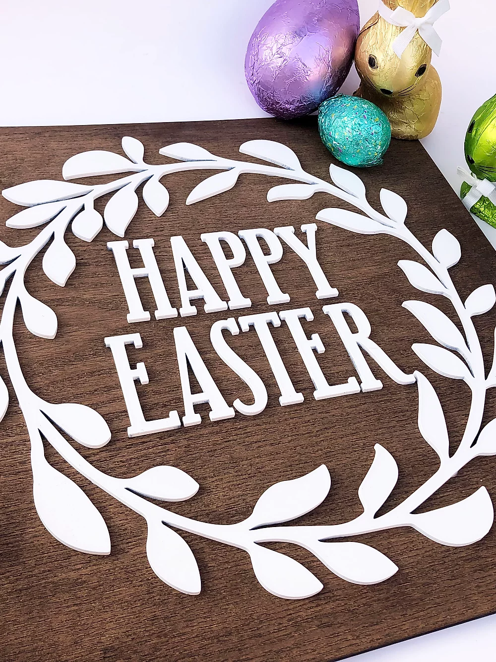 Happy Easter Wall Sign