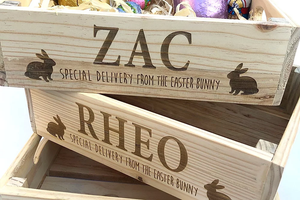 Personalized Easter Box - Medium