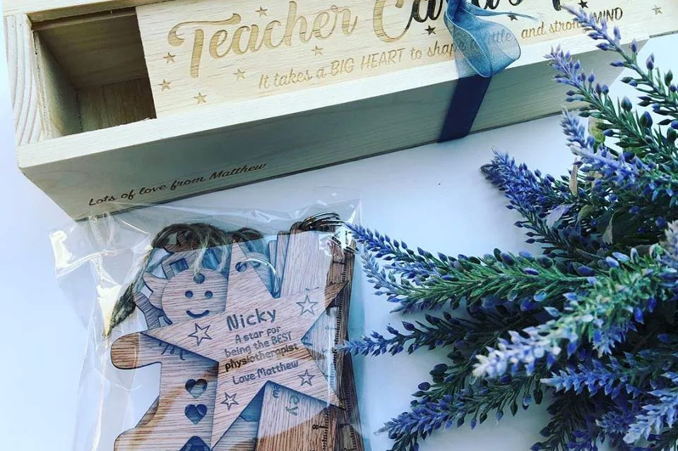 Teacher Pencil Box
