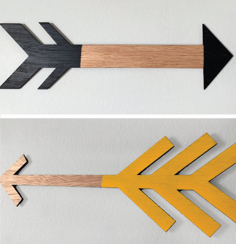 ARROWS WALL DECOR