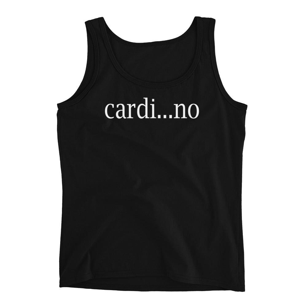 Cardi No Ladies' Tank