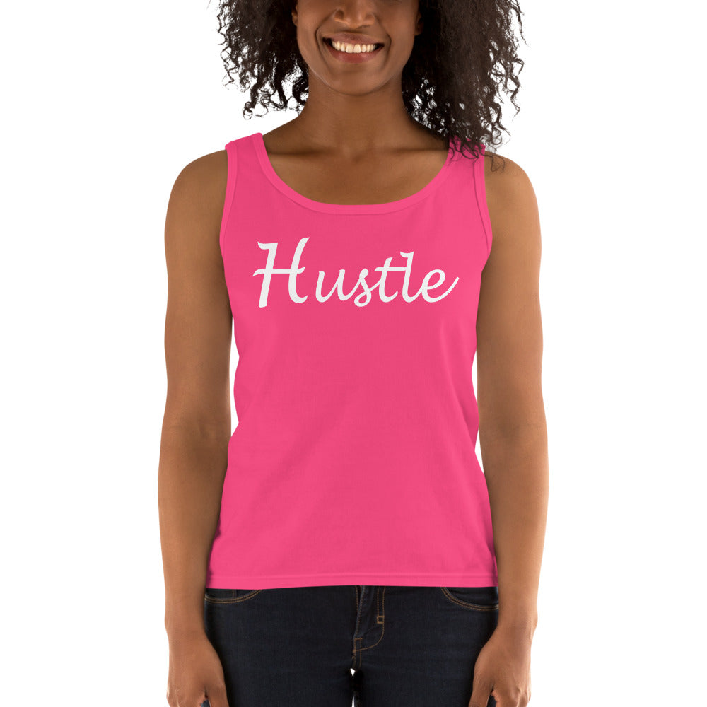 Hustle Ladies' Tank