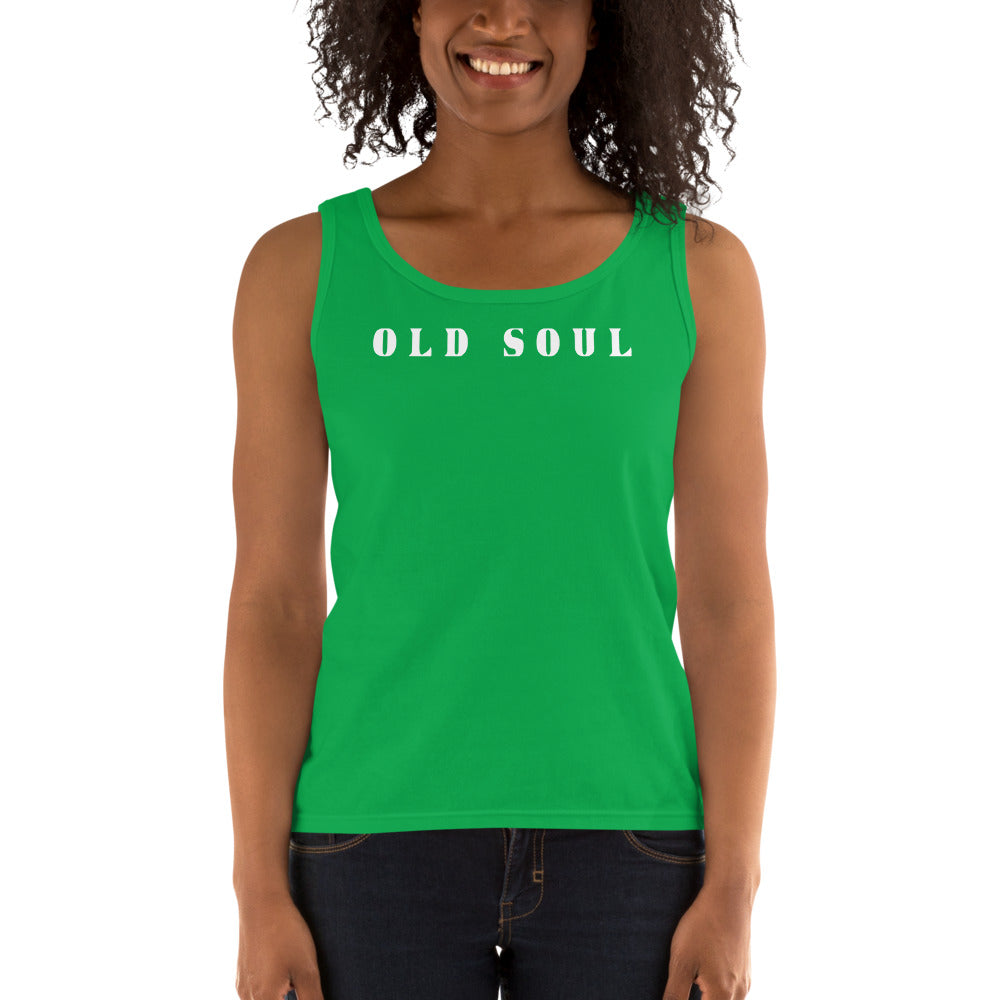 Old Soul Ladies' Tank