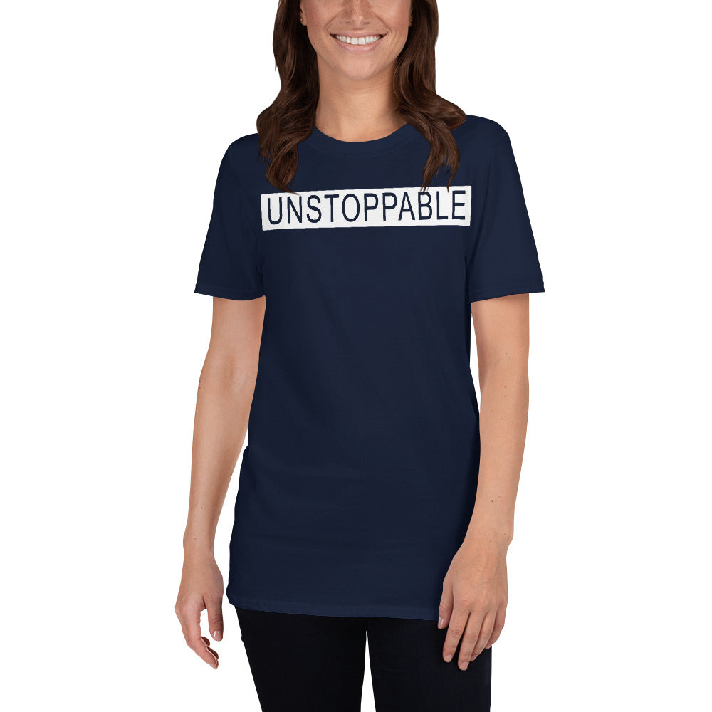 Unstoppable Short-Sleeve Ladies' T-Shirt