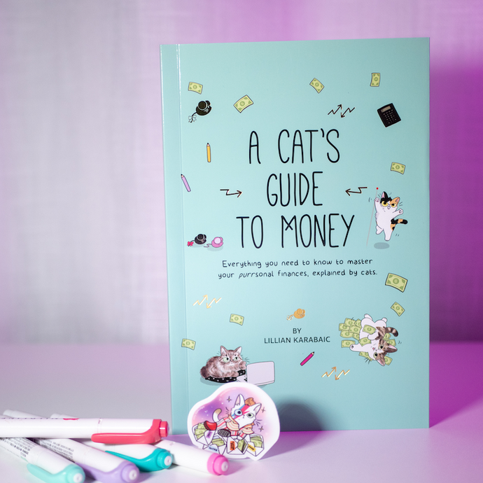 Bundle: A Cat's Guide To Money - Buy One, Pay One Fur-ward!