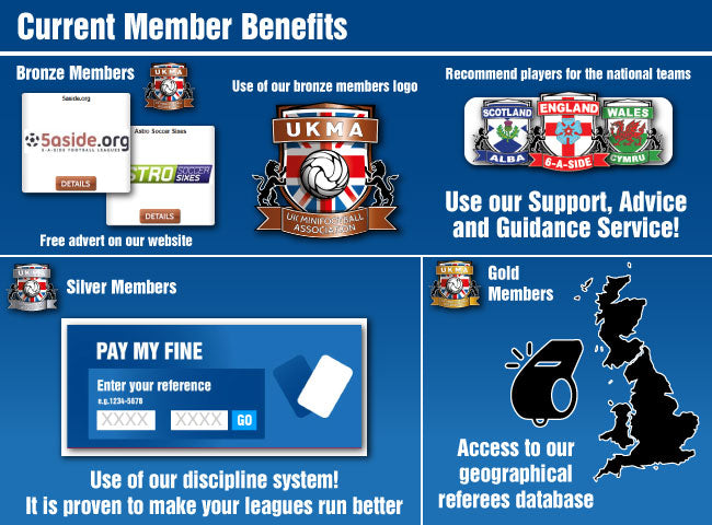 Members receive 50% discount on UKMA store