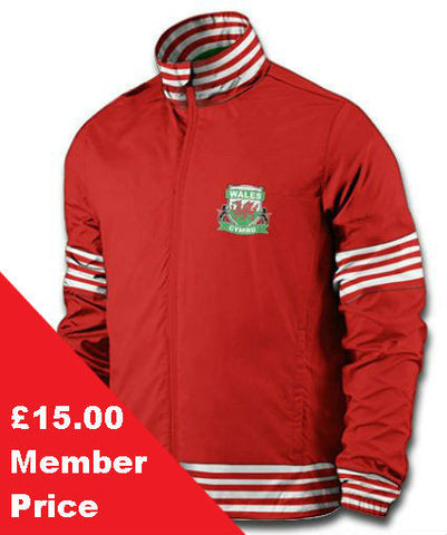 Wales 6aside Tracksuit