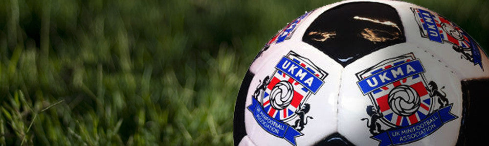 Check out our UKMA footballs