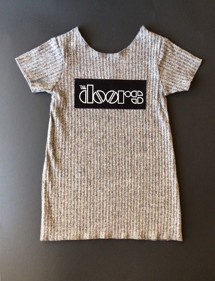The Doors T-shirt Dress - 2T