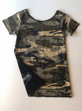 Load image into Gallery viewer, Harley Davidson Camo T-shirt Dress - 18/24M