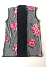 Load image into Gallery viewer, Johnny Cash Floral Duster - 12/24M
