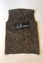 Load image into Gallery viewer, Leopard Velvet Deftones Duster - 2T
