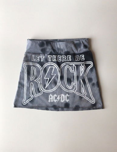 ACDC Tie Dye Pencil Skirt - 3/4T