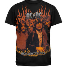 Load image into Gallery viewer, ACDC T-shirt Lounge Set (all styles)