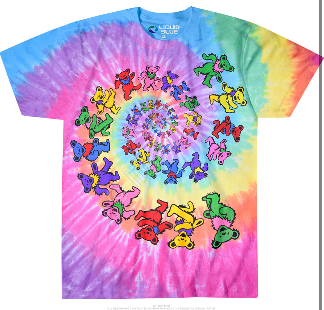 Grateful Dead T-shirt Lounge Set (all styles)